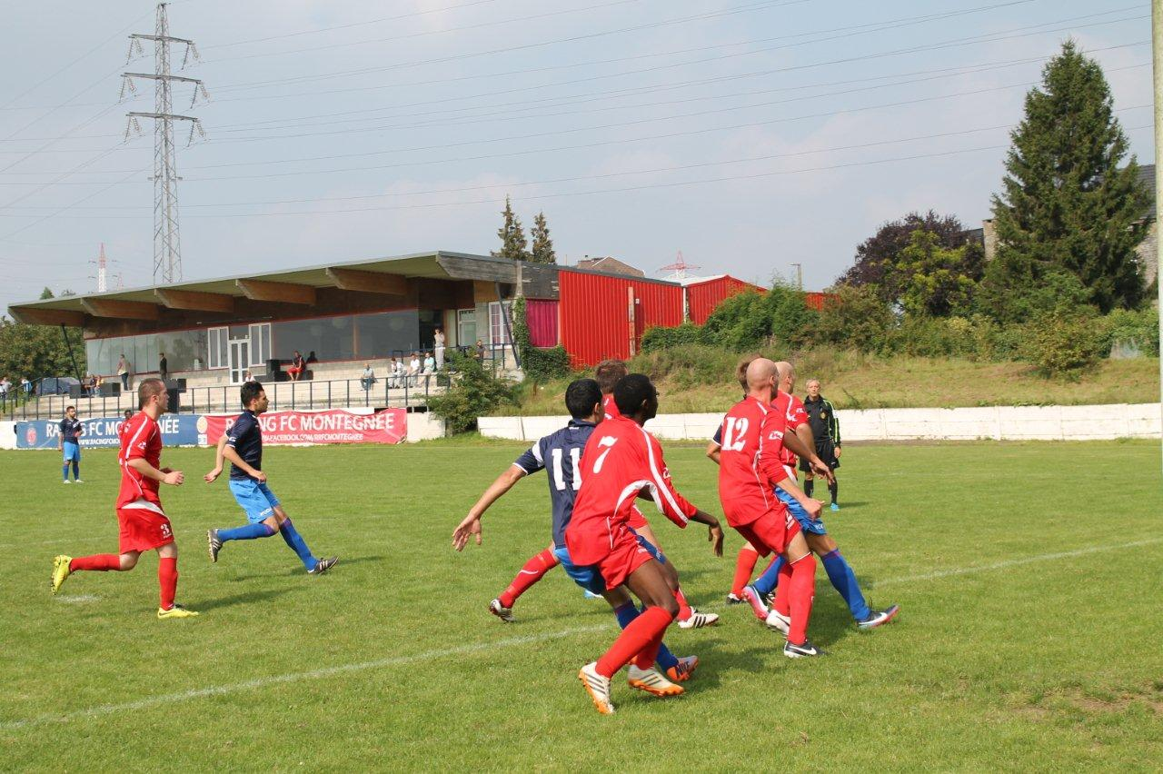 Rencontre foot