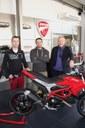Ducati « Liège » s'installe à Ans !