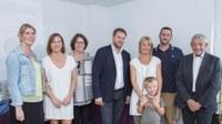 Inauguration du nouveau QG H2O AT HOME à Alleur ce 5 juillet