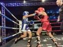 Gala de Boxe Thai et de Kick boxing au Hall des Sports de Loncin…