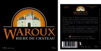 La bière de Waroux - ACTUELLEMENT EN RUPTURE DE STOCK