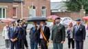 Hommage aux troupes U.S. passées par Ans à la fin de la seconde guerre mondiale...