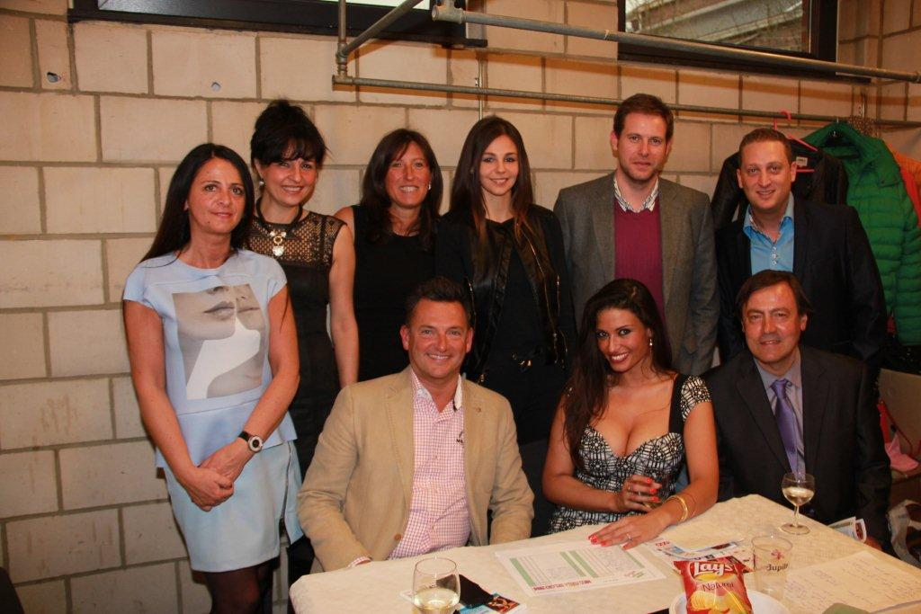 Un vent d'Italie sur Liège ce dimanche avec l'élection de Miss Italia Belgio Liège.