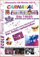 Carnaval de l'école Pierre Perret dimanche 8 février