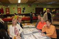 Saint Nicolas prenait le petit déjeuner à  l'école communale d'Alleur ce mercredi 3 décembre