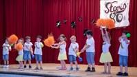 Spectacle de fin d'année à l'école Pierre Perret !