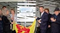 La construction du nouvel Hôtel de Police de la Zone Ans/Saint-Nicolas va débuter…