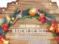 Marché de Noël les 9, 10 et 11 décembre