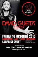 DAVID GUETTA LISTEN TOUR 2015