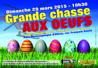 Grande chasse aux œufs à Ans le dimanche 29 mars !