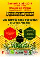 Samedi 3 juin, une journée sans pesticides pour les Abeilles