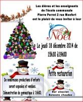 Marché de Noël à l'école Pierre Perret 2