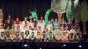 Spectacle annuel de l'école communale de Xhendremael…