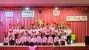 Spectacle de Noel ce 21 décembre pour les sections immersion de l'école du Tilleul…