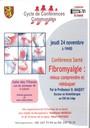 Conférence santé: la fibromyalgie