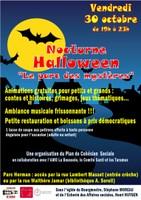 Halloween du PCS, le 30 octobre ...