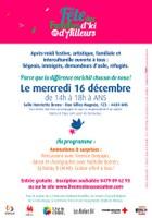 La « Fête des familles d'ici et d'ailleurs » le 16 décembre  à Ans.